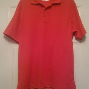 Grand Slam Short Sleeve Performance Polo L orange